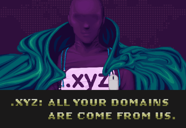 XYZ: All Your Domains Are Come From Us
